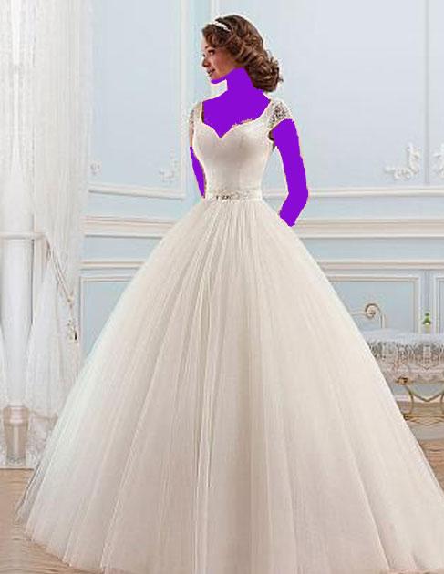 [تصویر: آلبوم عکس لباس عروس پفی- اسکارلتی(قوانین جدید برای گذاشتن عکس در پست اول)]