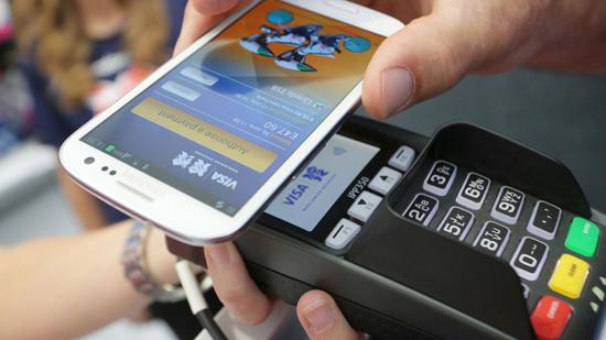 موبایل بجای کارت بانکی
