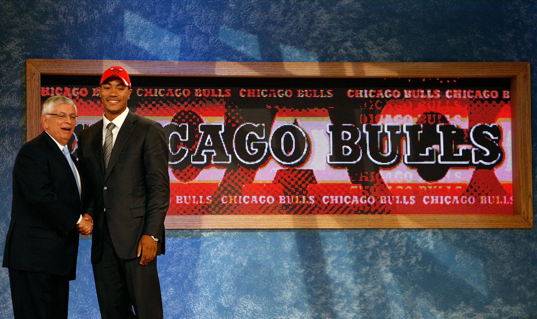 دریک رز-شیکاگو بولز-درفت NBA-لیگ NBA