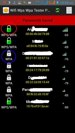 دانلود برنامه هک وای فای برای گوشی روت شده