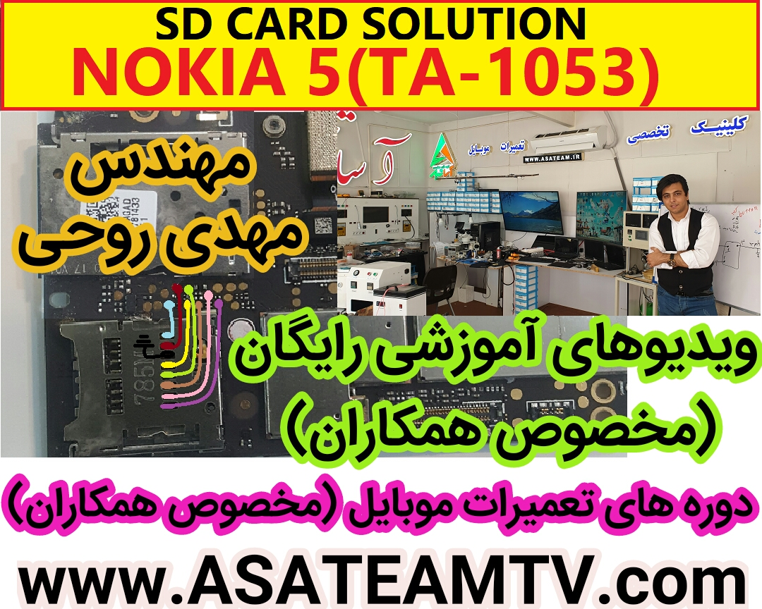 SD CARD WAY TA-1053