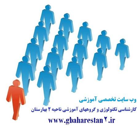 سرگروه روانشناسی منطقه نکات مشاوره ای روابط گروهه ای درسی اموزشی ناحیه2بهارستان gbaharestan 2 .ir