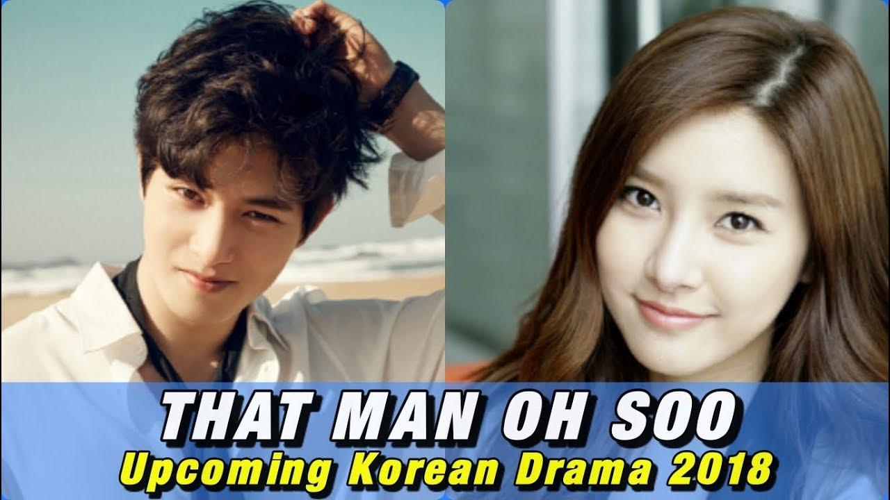 دانلود سریال کره ای آن مرد اوه سو That Man Oh Soo 2018 با زیرنویس فارسی کامل