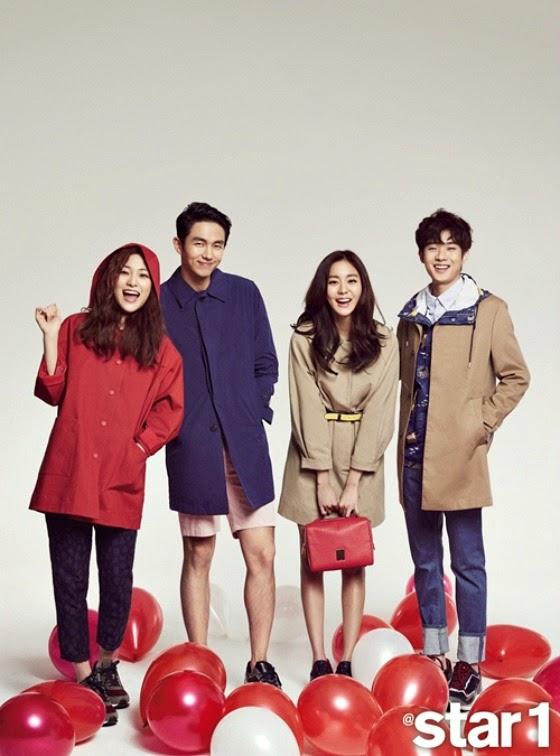 دانلود سریال کره ای Ho Gu's Love / Fool's Love 2015 عشق هوگو با زیرنویس فارسی کامل سریال