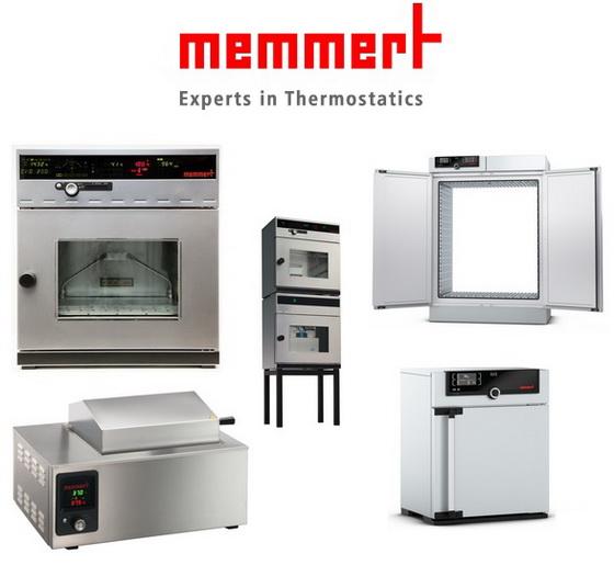 دستگاه آزمایشگاهی محصولات memmert