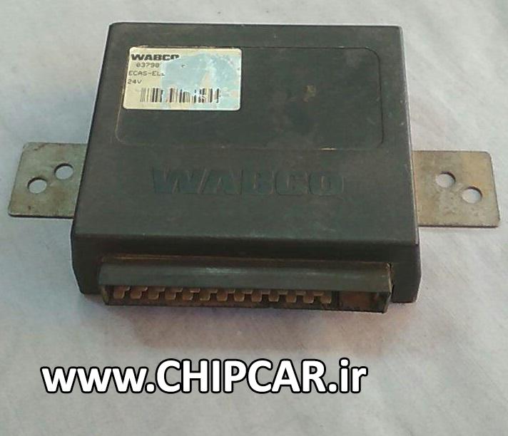 کنترل یونیت هوا وابکو ایکاس WABCO ECAS ELECTRONIC