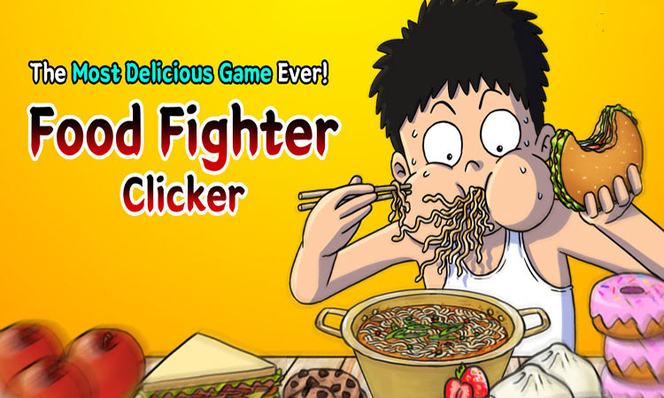 Download Food Fighter Clicker Android game