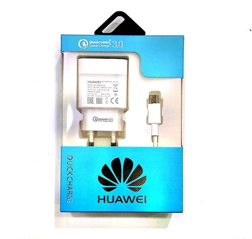 شارژر با کابل Huawei Fast Type-C
