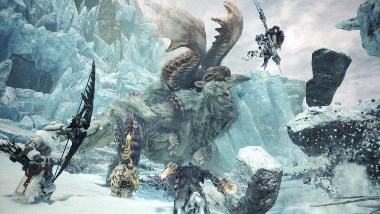 تماشا کنید: تریلر جدید Monster Hunter World: Iceborne موارد تازه اضافه شده به بازی را نشان میدهد