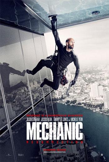 دانلود فیلم مکانیک 2016 Mechanic 2 Resurrection با لینک مستقیم