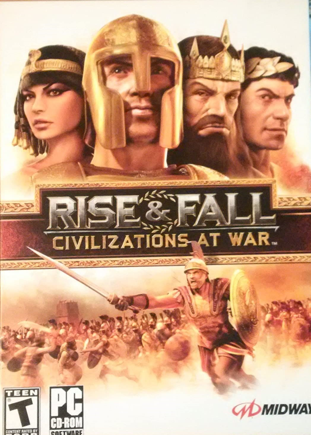 دانلود بازی Rise and Fall: Civilizations at War برای PC