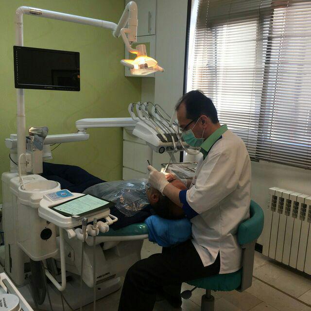 دندانپزشکی اقساطی