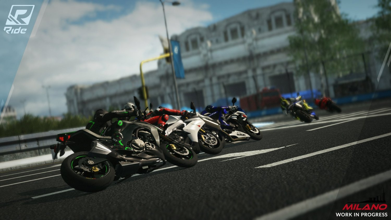 RIDE screenshot4