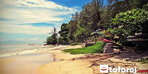باتو فرینگ؛ زیباترین ساحل جزیره پنانگ مالزی