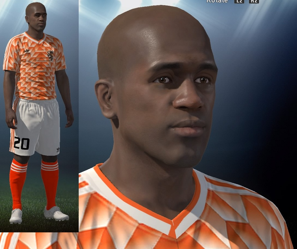 Ultigamerz Pes 2010 Pes 2011 Face: [Faces & Kits] Classic Faces And Classic Kits By