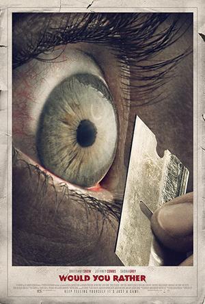 دانلود رایگان فیلم ترسناک Would You Rather 2012