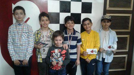 مسابقات هفتگی مدرسه ذهن برتر