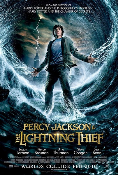 دانلود فیلم Percy Jackson & the Olympians: The Lightning Thief 2010