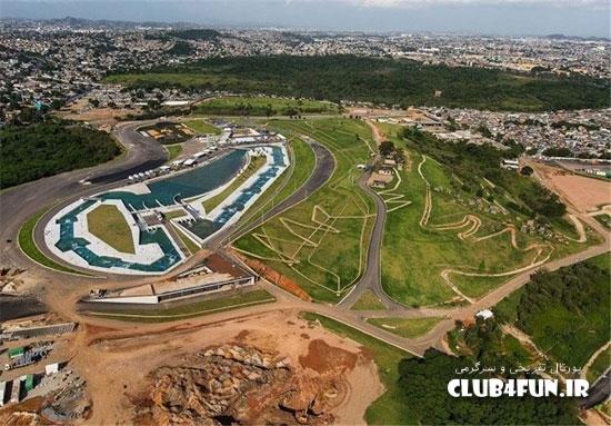 تصاویر هوایی جدید از میزبان المپیک ریو
