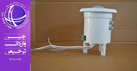 واردات سنسور لامپ