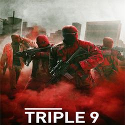 دانلود فیلم Triple 9 2016