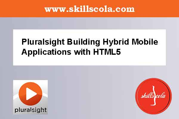 Hybrid Mobile Applications with HTML5
