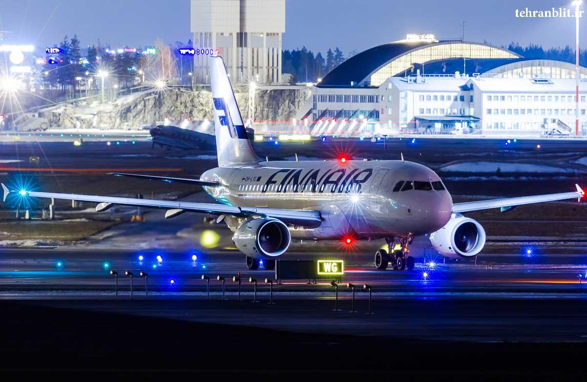 مدت زمان پرواز رامسر به تهران