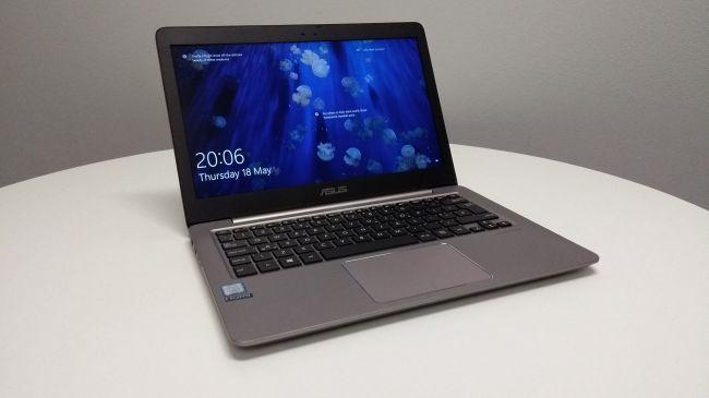 لپ تاپ دانشجویی Asus ZenBook UX310UA