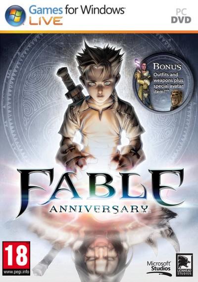 دانلود بازی Fable Anniversary برای PC