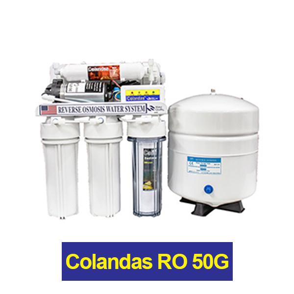 دستگاه تصفیه آب Colandas RO 50G