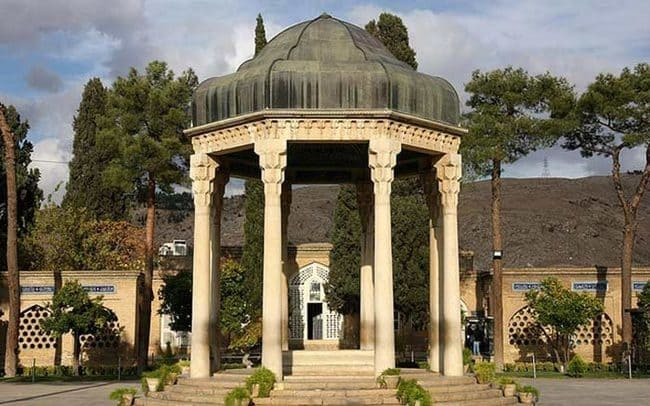 تحقیق مکانهای تاریخی و دیدنی شهر شیراز(دانش یاران)
