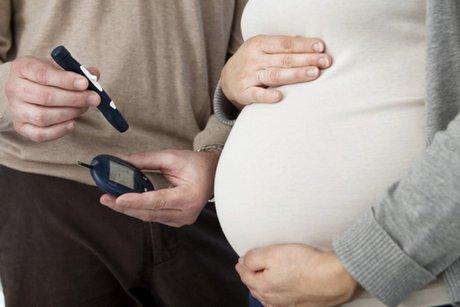 خانمهای دیابتی حامله