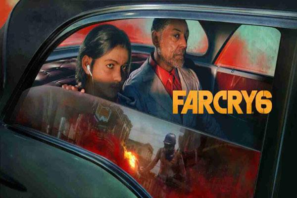 گیمپلی Far Cry 6