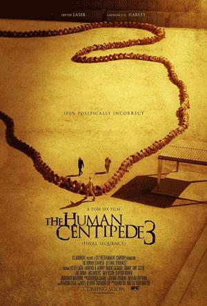 دانلود رایگان فیلم ترسناک The Human Centipede III