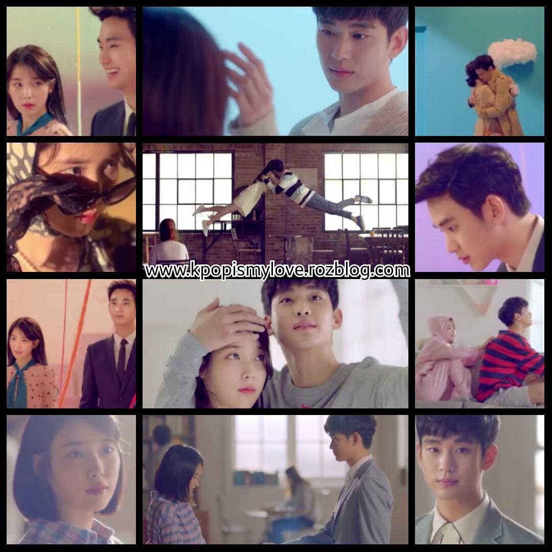 دانلود موزیک ویدیوی جدید IU با همکاری kim soo hyun به نام Ending Scene