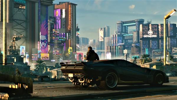 تماشا کنید: تصویر جدیدی از عنوان Cyberpunk 2077 منتشر شد