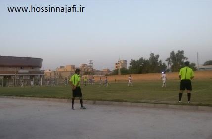 نتایج هفته دوم مسابقات فوتبال نوجوانان باشگاهی رامهرمز در فصل 95/96