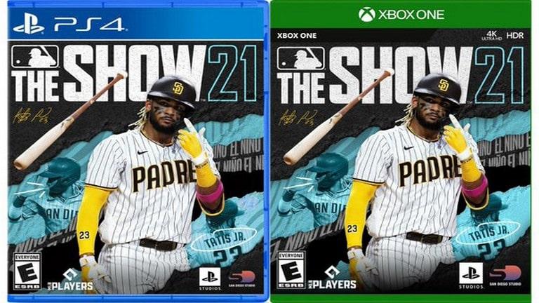 کاور MLB 21