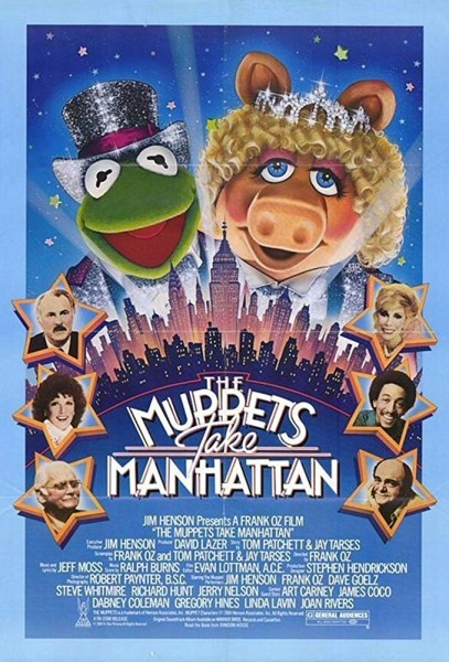 دانلود فیلم The Muppets Take Manhattan 1984