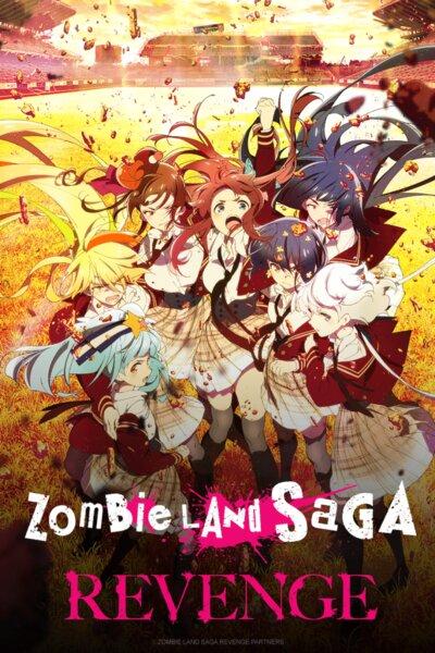 دانلود فصل دوم انیمه بهاری Zombieland Saga: Revenge با زیرنویس فارس چسبیده