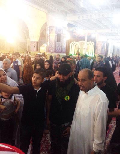 فرشته مرگ داعشی ها در مشهد
