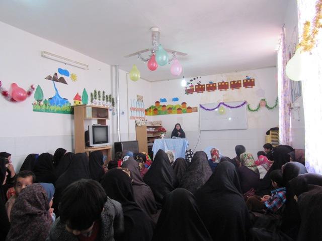 جشن میلاد حضرت زینب (س) در جامعة القرآن صادق الائمه علیه السلام