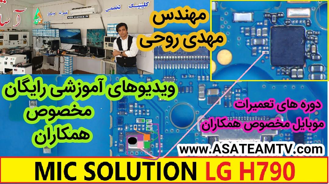 solution mic H790