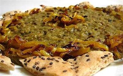 ماش و قمری غذای اصفهان
