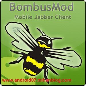 نرم افزار بمبوس (برای اندروید) - BombusMod 0.8.1303