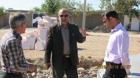 شروع پروژه بوستان کودک