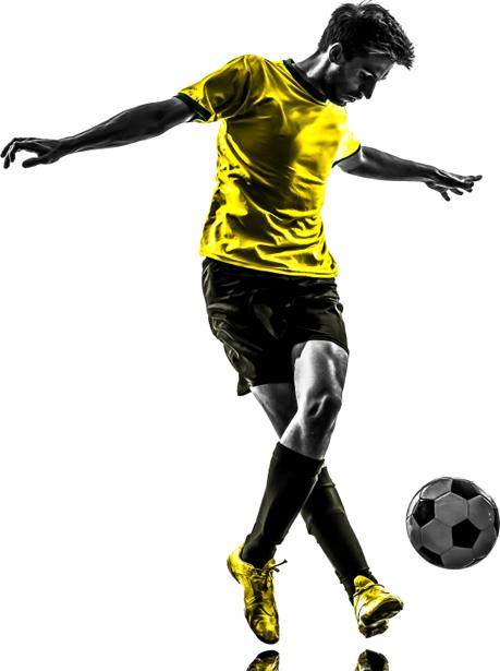 به پادشاه فوتبال خوش امدید