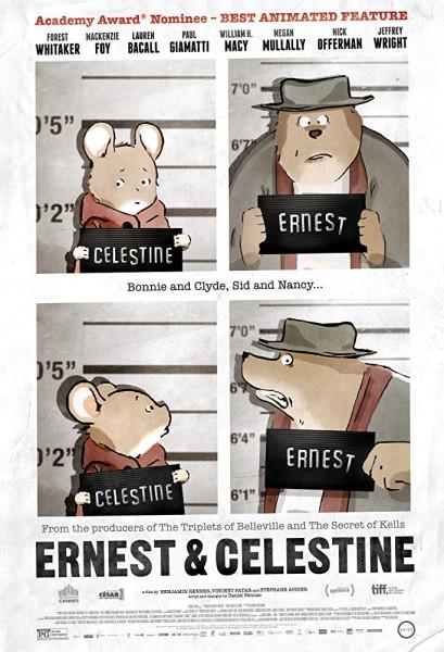دانلود انیمیشن Ernest And Celestine 2012