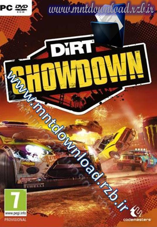دانلود بازی DiRT: Showdown برای PC