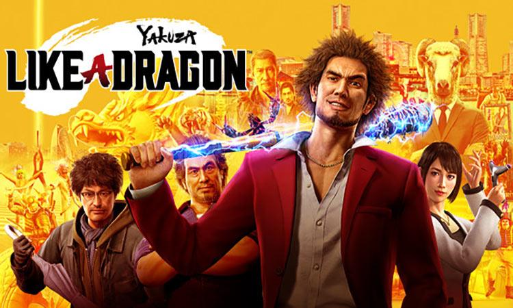 فهرست تروفیهای بازی Yakuza: Like A Dragon